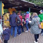 Infos zu inklusivem Reiten und Sommerferien-Schnupperkursen gab es am Tag der offenen Tür beim KJRFV Zehlendorf e.V.